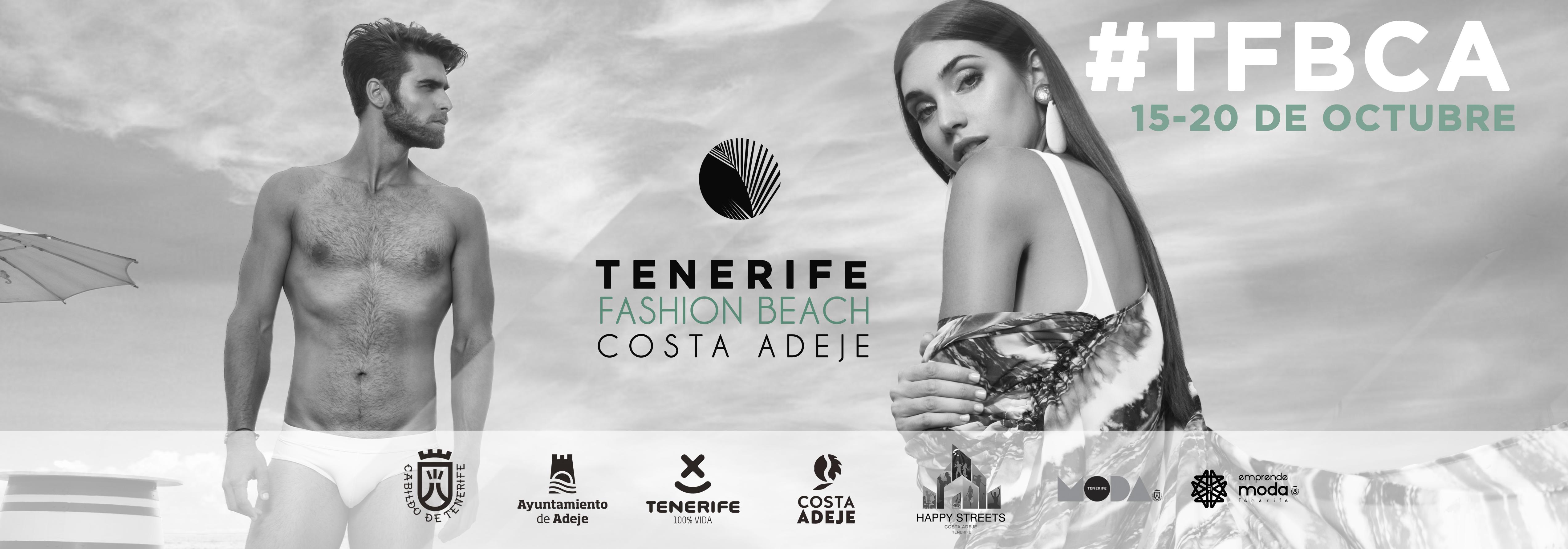 Todos los detalles de la 'Tenerife Fashion Beach Costa Adeje' 2018