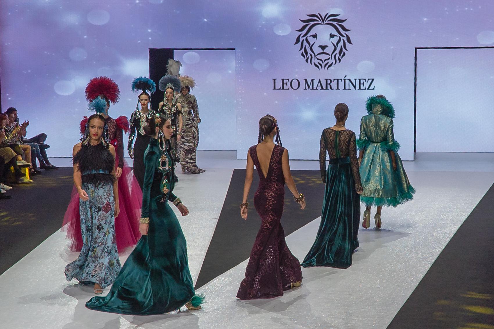 La Caja Negra de la Feria de la Moda de Tenerife se cubre de glamour