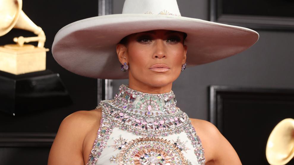 Glamour en la alfombra roja de los Grammy