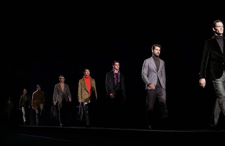 Massimo Dutti lleva a Shangai su nueva colección