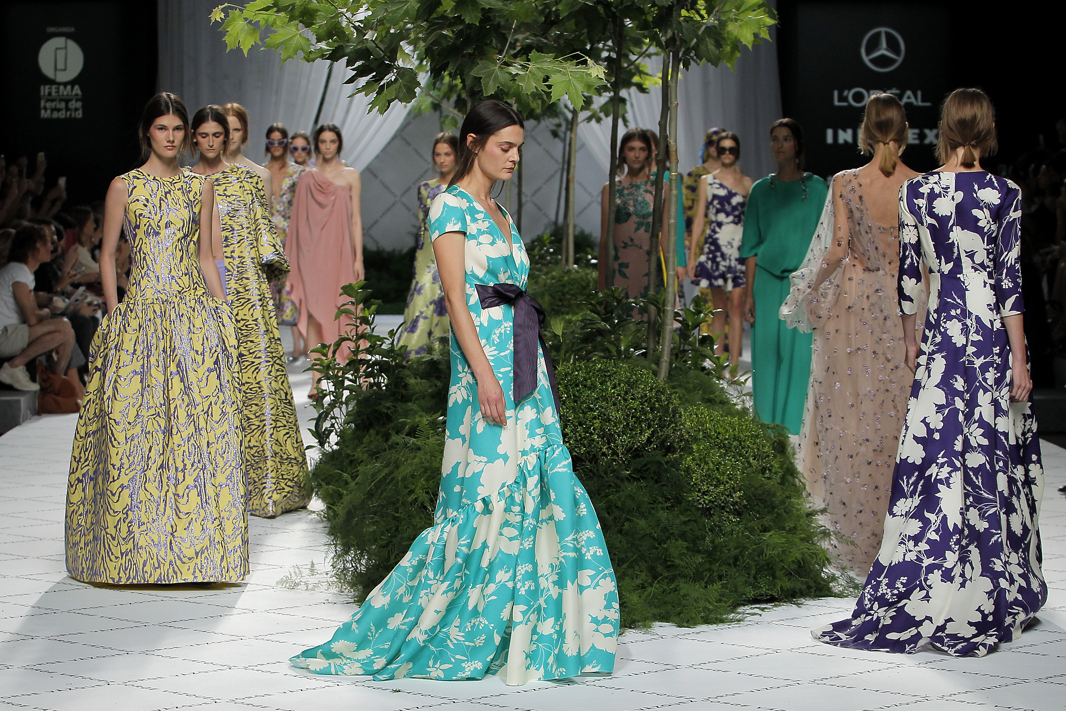 La Mercedes Benz Fashion Week clausura su 68º edición