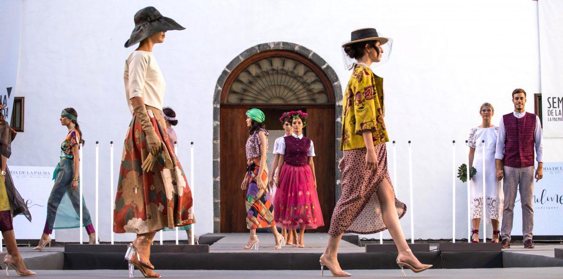 La Palma se viste de moda en abril