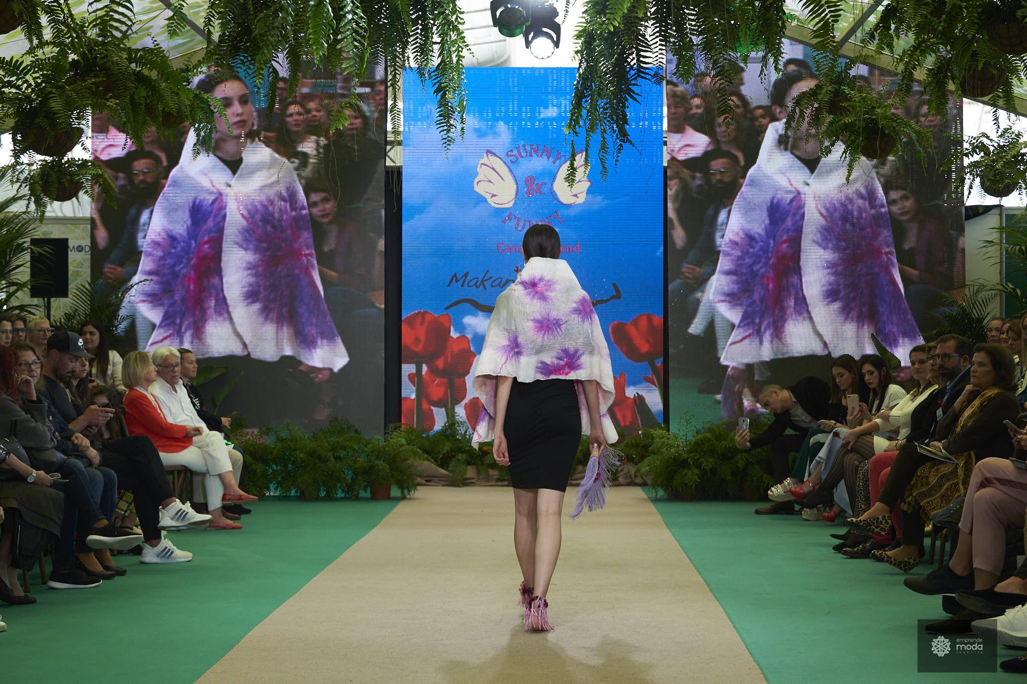 Guiños orientales, tendencia en la Feria de la Moda de Tenerife