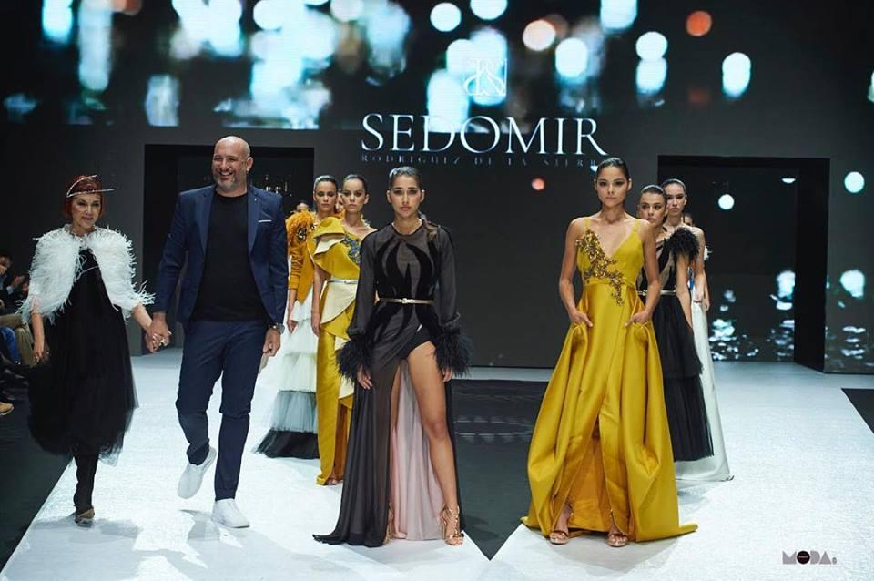 Sedomir Rodríguez de la Sierra presenta su nueva tienda en Santa Cruz