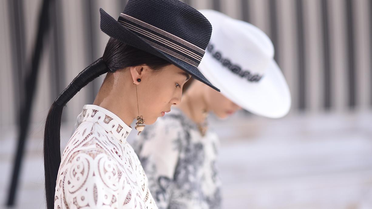 Las amazonas de Dior