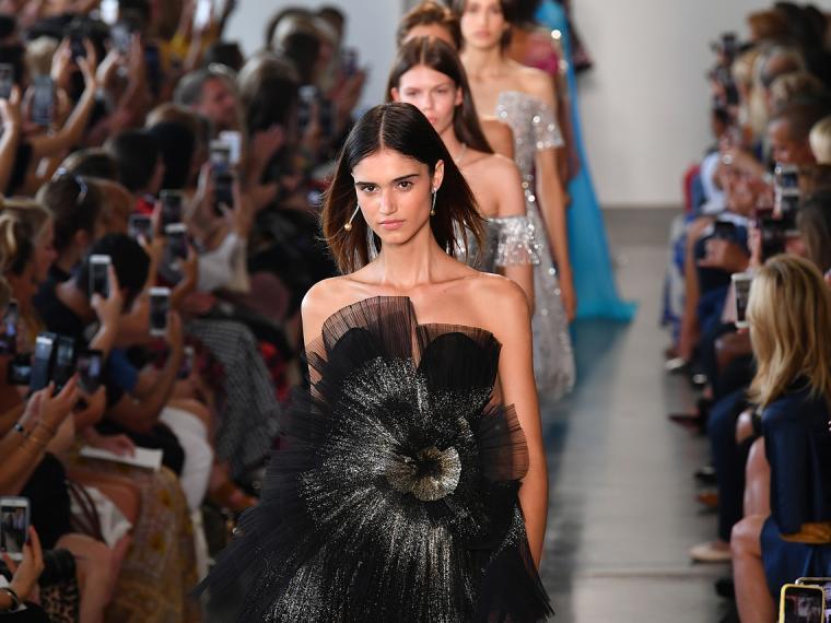 Nueva York abre el circuito internacional de la moda
