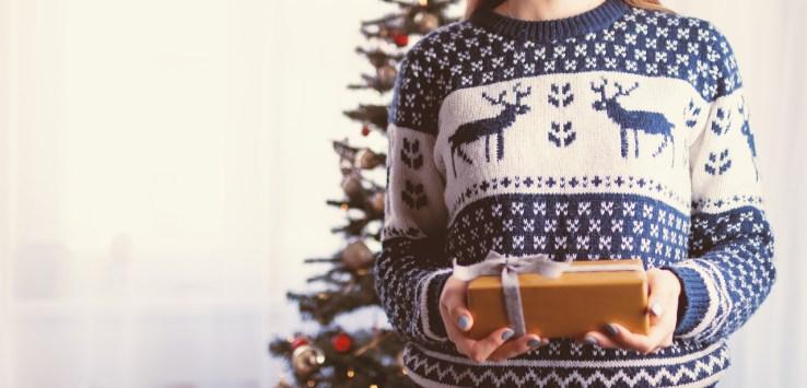 Los jerseys navideños, en tendencia