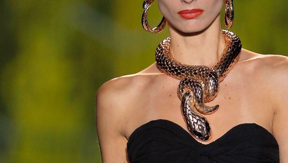 Aristocrazy adorna el paraíso con cinco serpientes de lujo