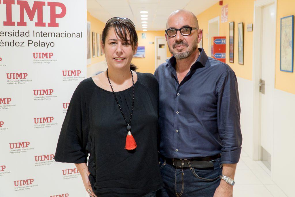 Con Jesús Vargas, director creativo y de producción de la firma Fuentecapala. / 2016