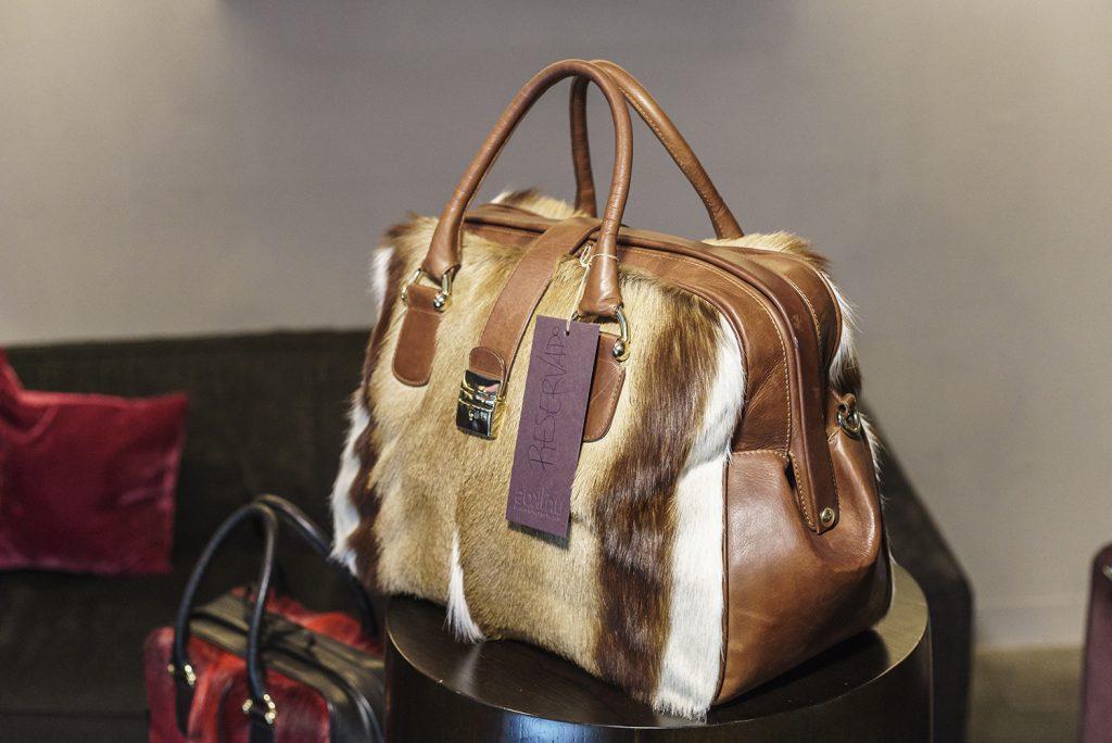 El modelo Doctor Bag, uno de los éxitos de la firma. / Foto: David Domínguez.
