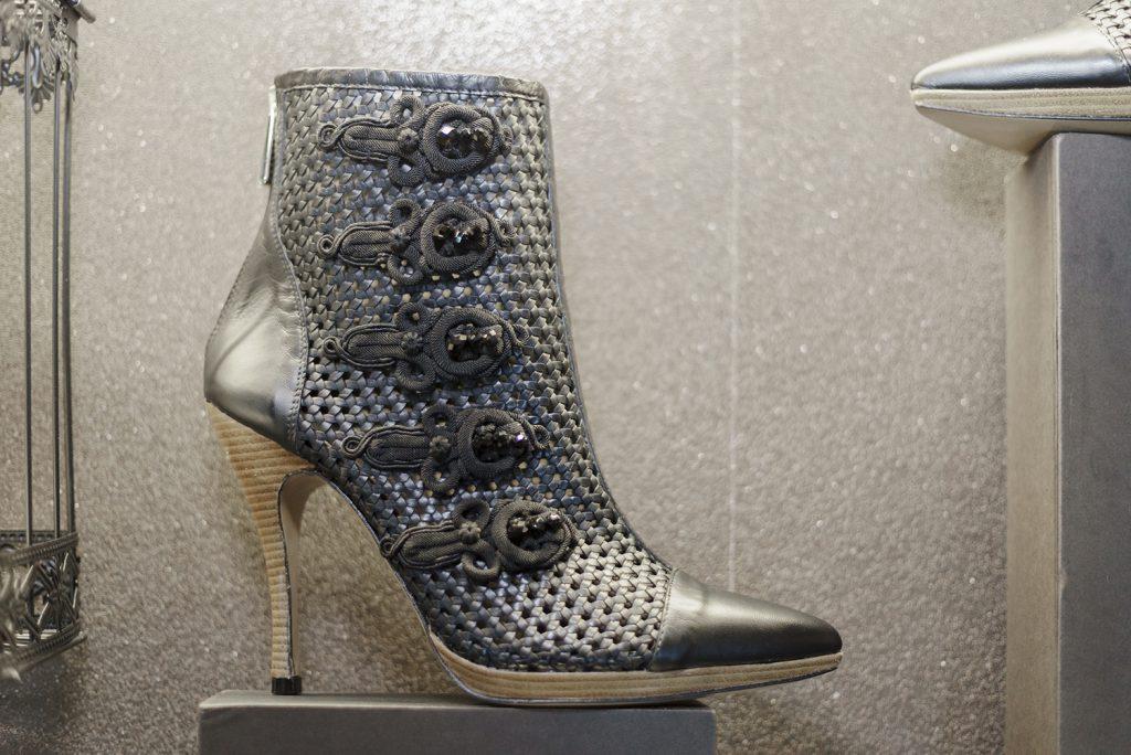 La firma lanzará su primera línea de calzado. / Foto: David Domínguez.