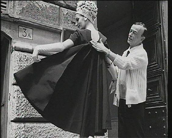 El diseñador Emilio Federico Shuberth.