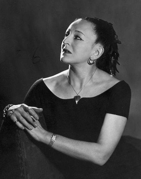Irene Sharaff. / Foto: Richard Avedon.