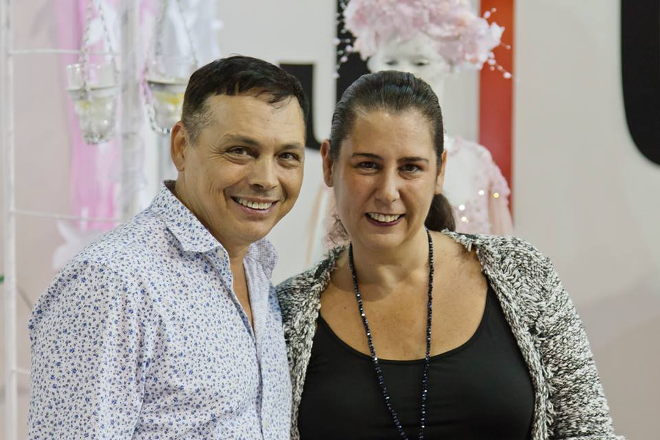 Con Juan Carlos Armas. Feboda. / 2015.