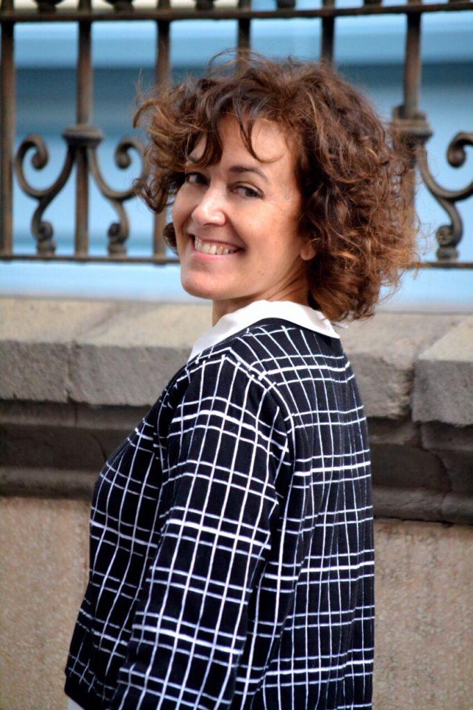 La diseñadora Macu de las Casas.