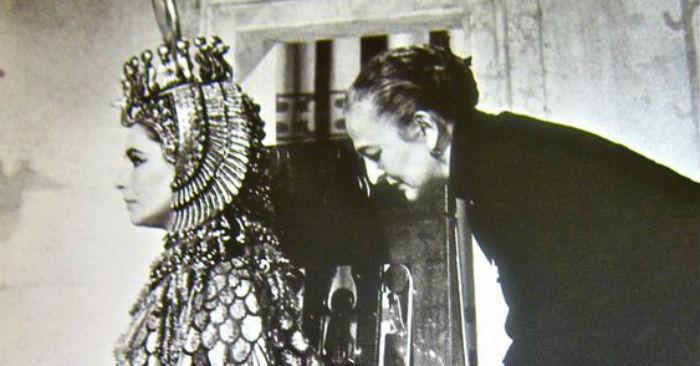 Irene Sharaff, la reina de oro de Hollywood