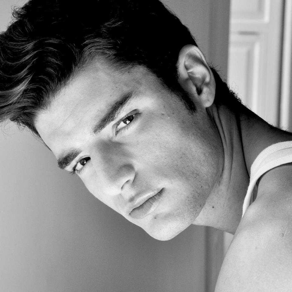 Carlos Gómez, el modelo tinerfeño de Dolce&Gabanna