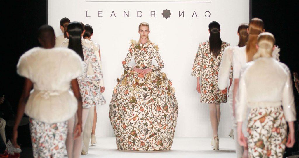 "Leandro Cano: ""Volveré a vestir a Lady Gaga"""