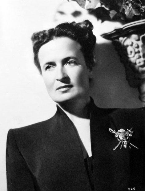 Irene Lentz.