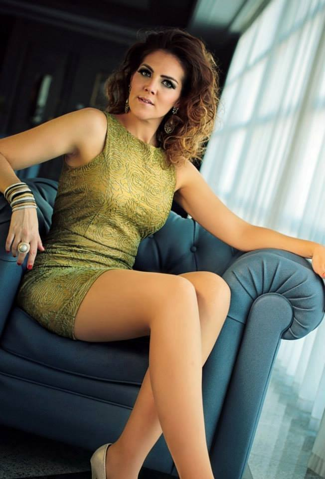 La diseñadora María Martín.