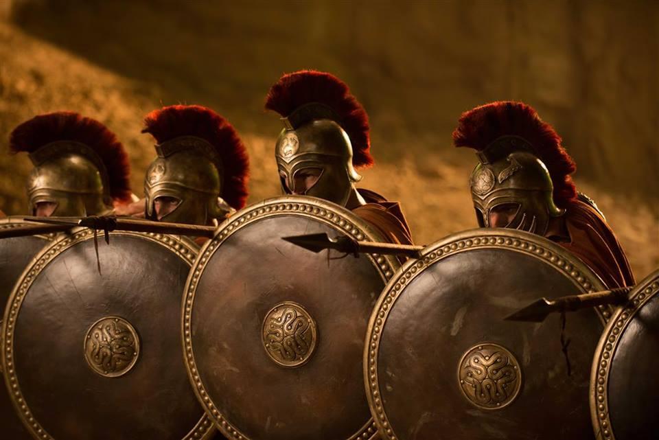 La película 'Hércules' también ha contado con Sastrería Cornejo.