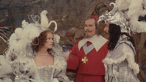 Fotograma del filme 'Los tres mosqueteros'.
