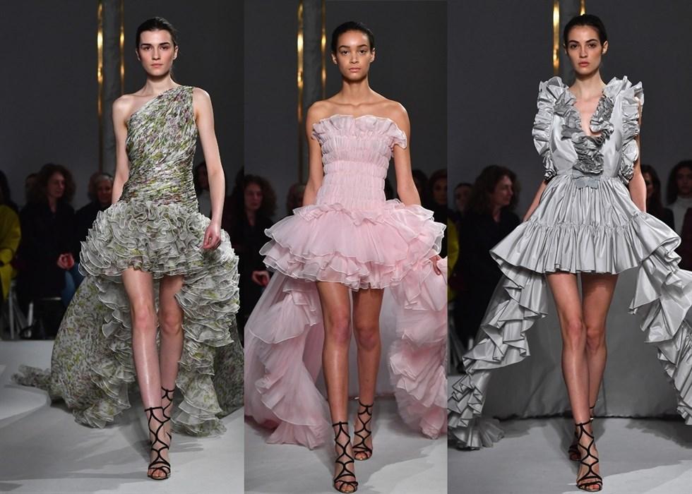 El vestido mullet, el must have de la próxima primavera-verano