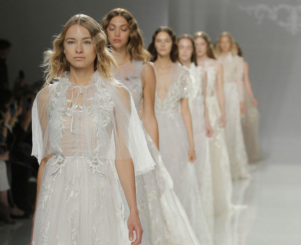 SRS, M&M, Amarca y By Loleiro, en la Barcelona Bridal Fashion Week
