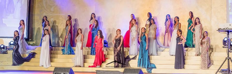 La joven Ana Méndez se alza con la corona de Miss Universe Tenerife 2017