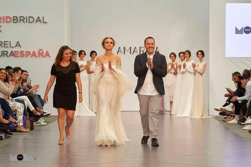 Amarca presenta su nueva colección en Tenerife el próximo 29 de septiembre
