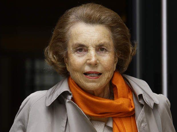 Fallece Liliane Bettencourt, la heredera del imperio L'Oreal
