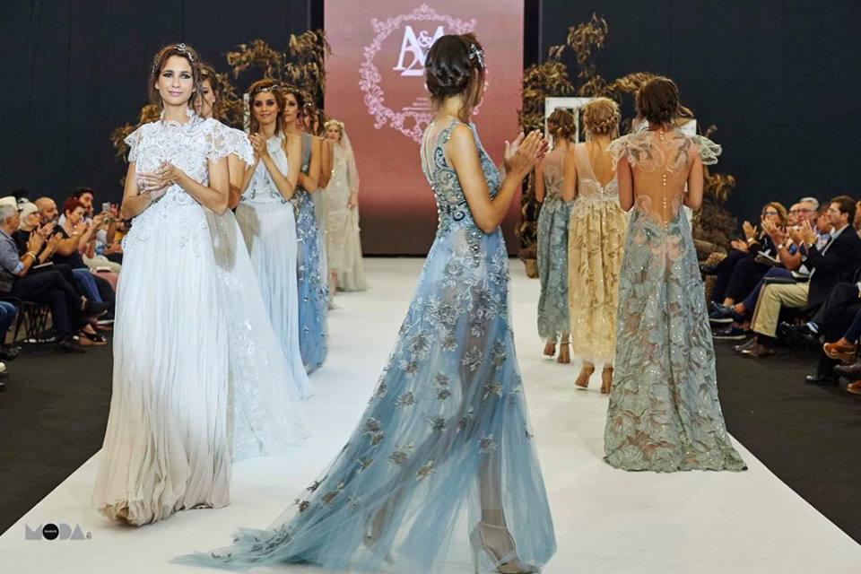 La moda nupcial de Tenerife desfila en octubre en la nueva edición de Feboda