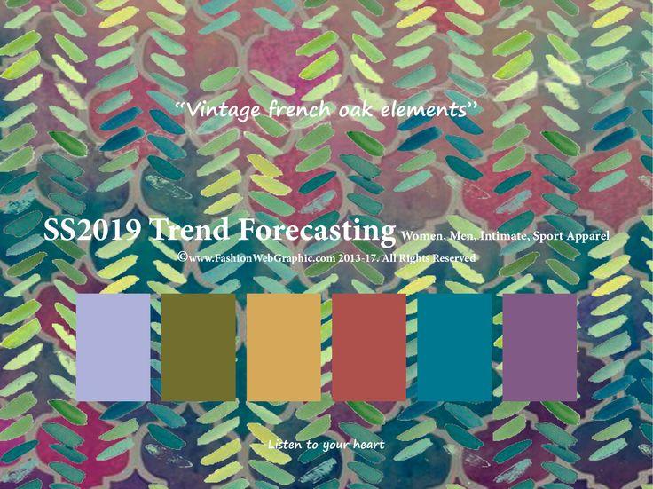 Pantone propone los colores para vestir la primavera verano 2019 atelier magazine - Colores moda primavera verano 2017 ...