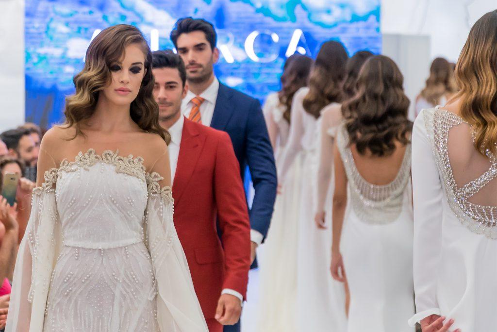 Las sirenas de Amarca envuelven de elegancia su colección 2018