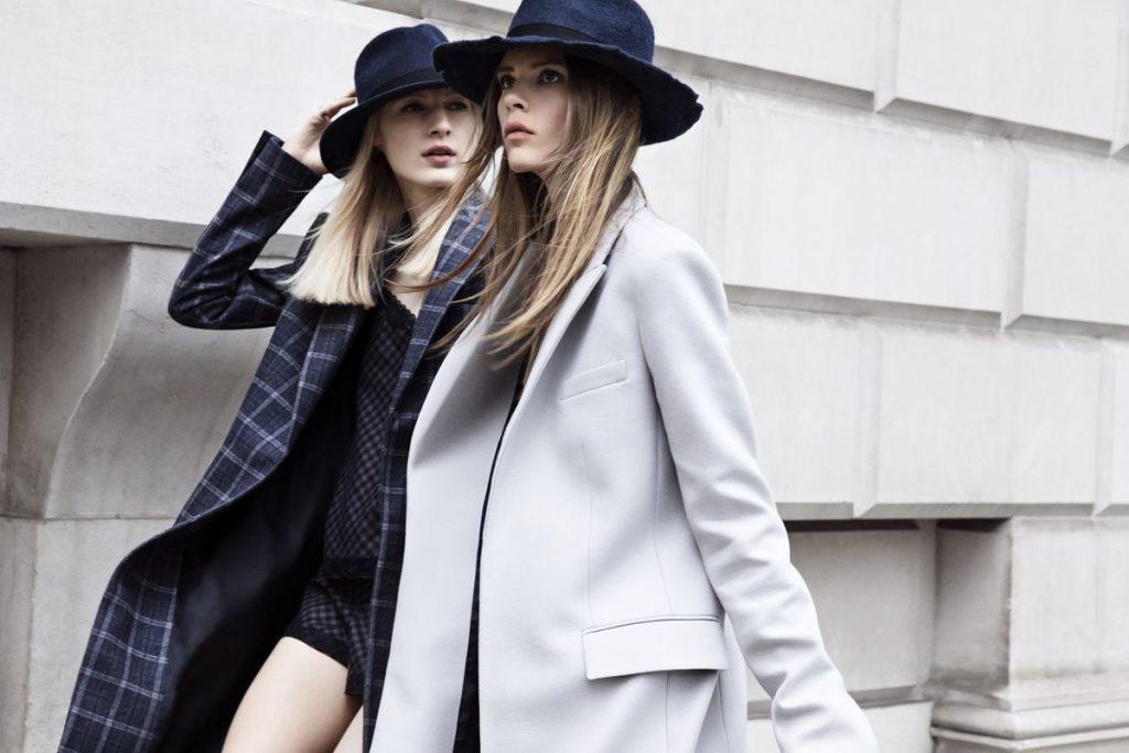 Abrigos reversibles, la moda más chic para el invierno