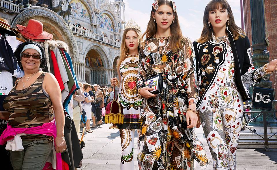 Venecia a lo Dolce&Gabbana
