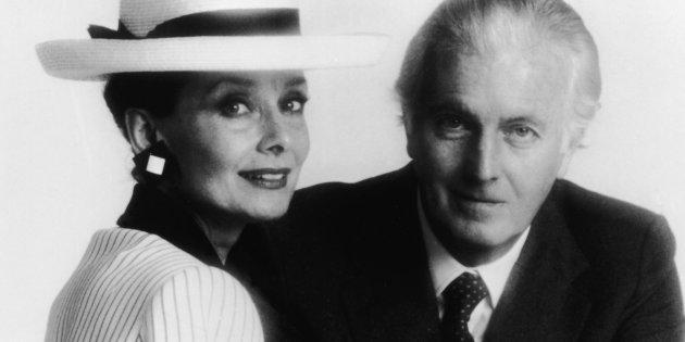 Fallece Hubert de Givenchy, el modisto del glamour