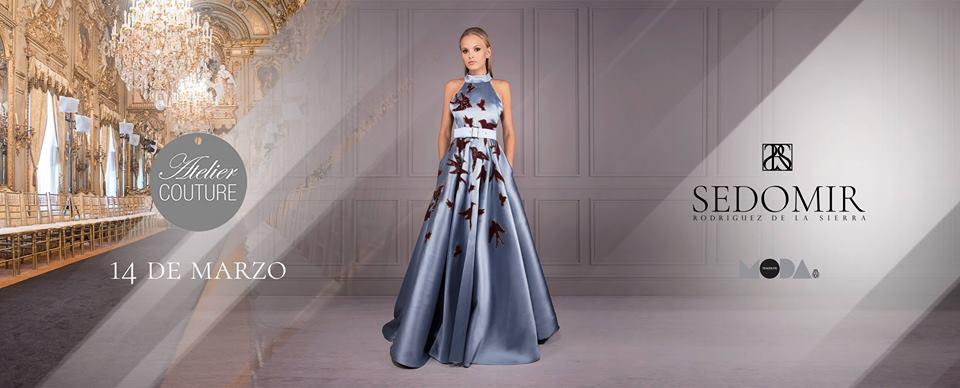 Tres firmas de Tenerife Moda llevan la alta costura a Atelier Couture Madrid