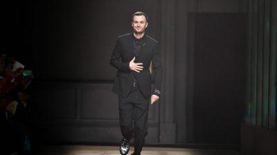 Kim Jones sustituye a Kris Van Assche al frente de Dior Homme