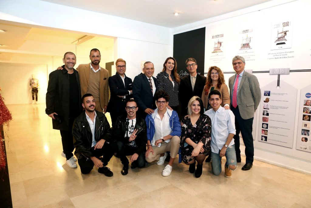 La ilusión de los finalistas del X Certamen de Jóvenes Diseñadores de Tenerife