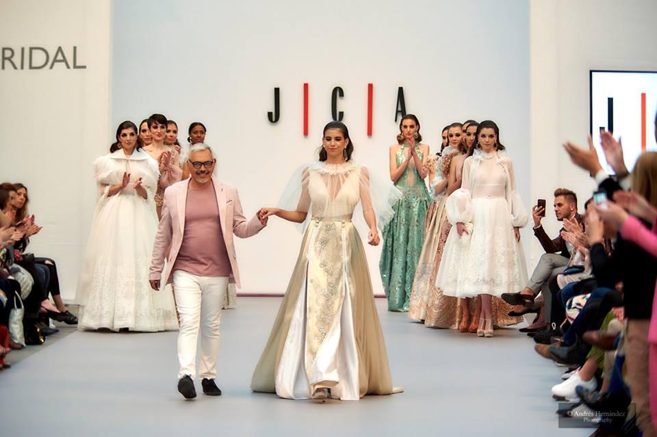 La Belle Époque de Juan Carlos Armas deslumbra en la Madrid Bridal