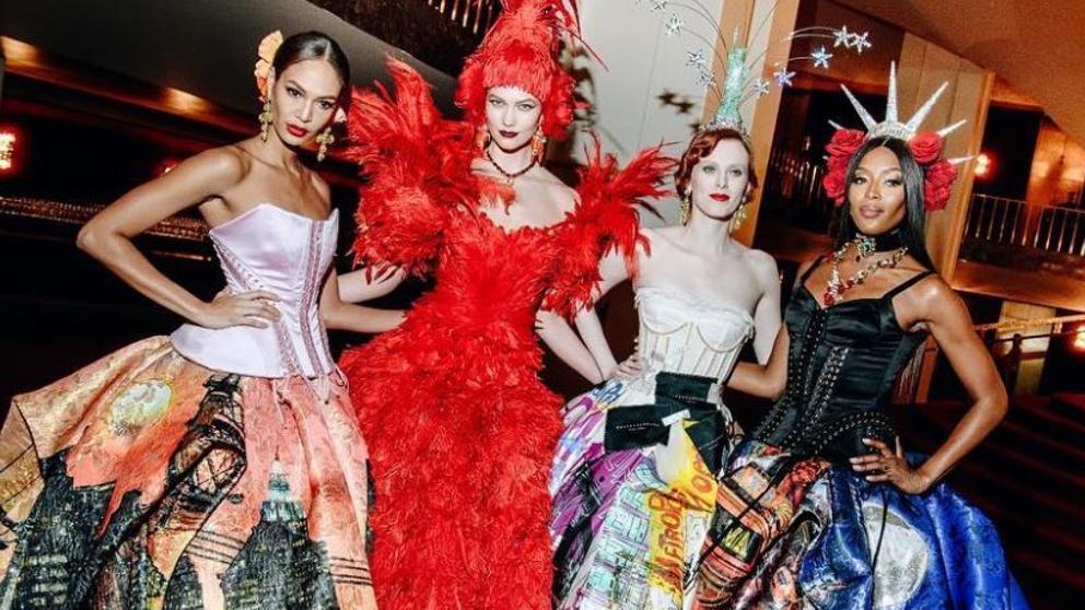 La ópera neoyorquina se engalana con la Alta Costura de Dolce&Gabbana