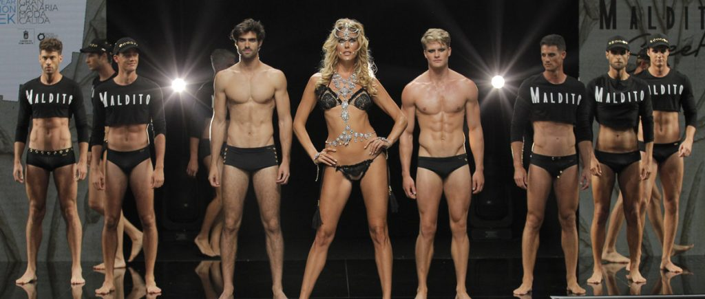 Un total de 35 firmas de las Islas, en la Gran Canaria Swimwear Fashion Week