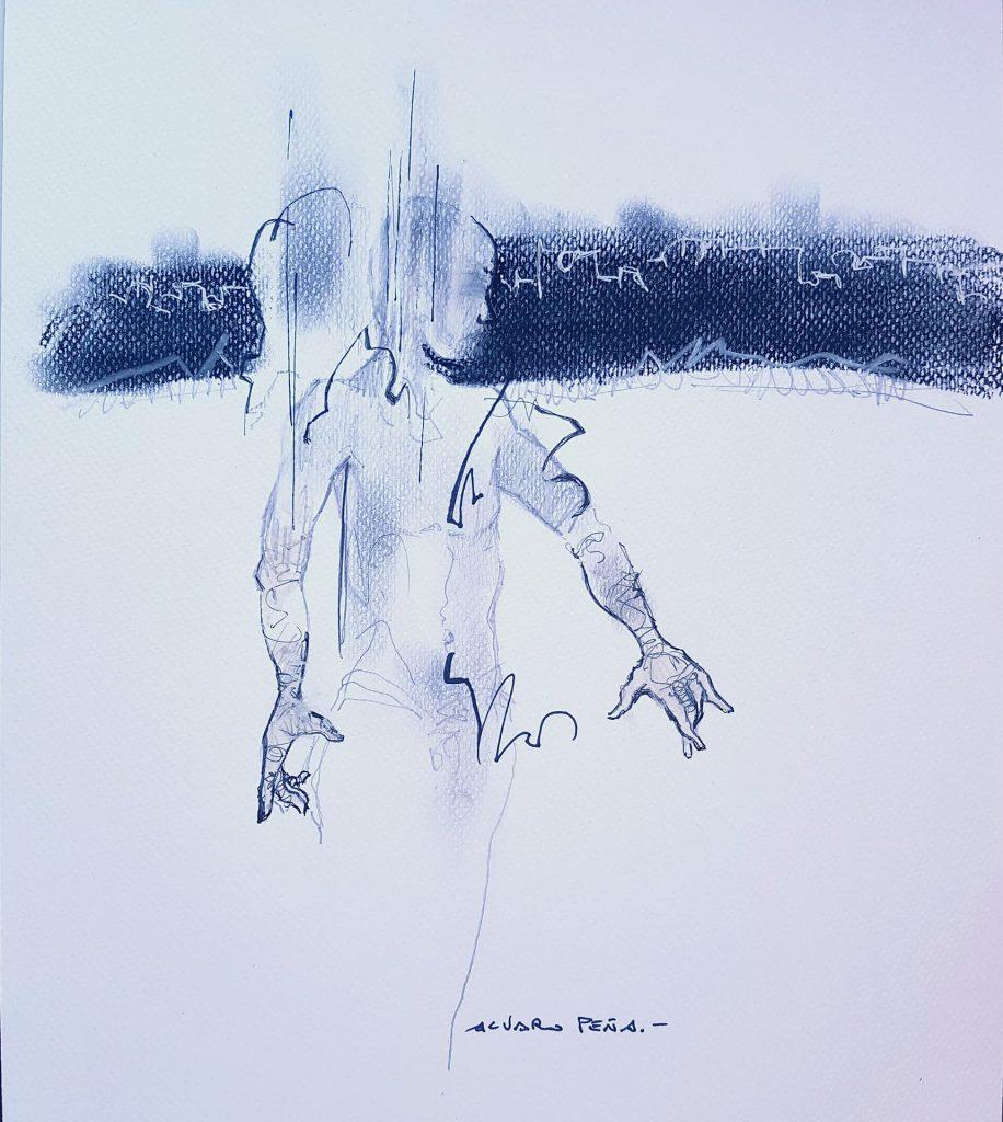 A unos pasos más allá. Por Álvaro Peña