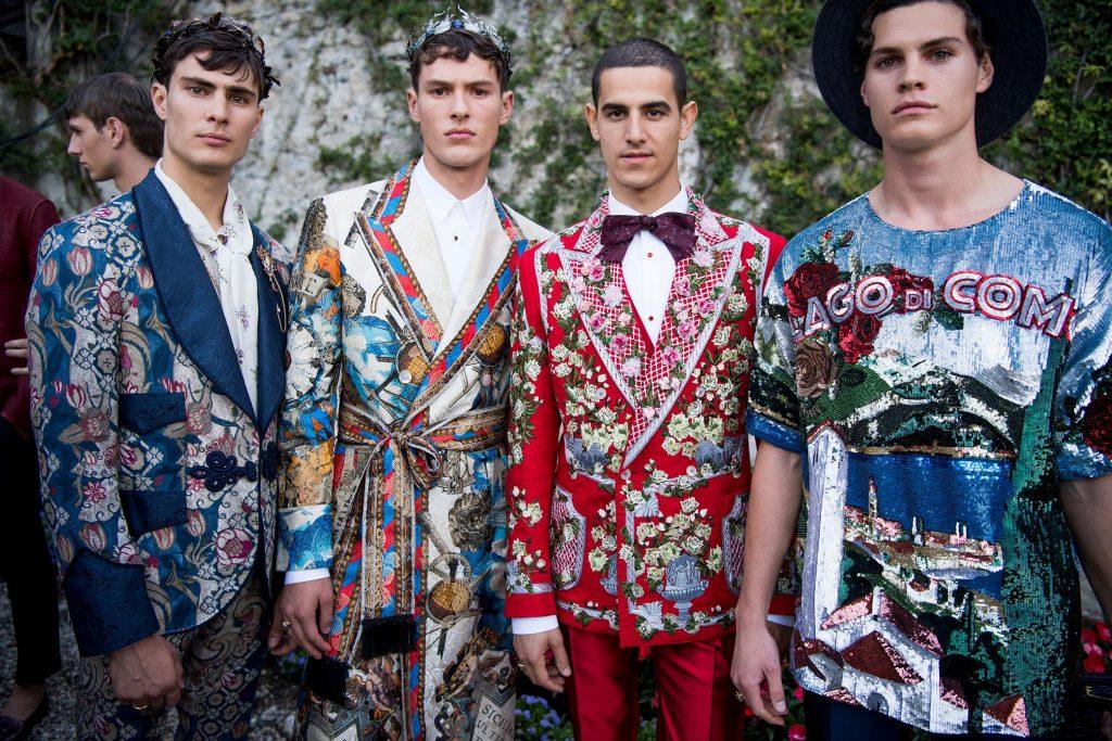 Dolce & Gabbana, la opulencia de la Alta Sartoria y Alta Moda 2019