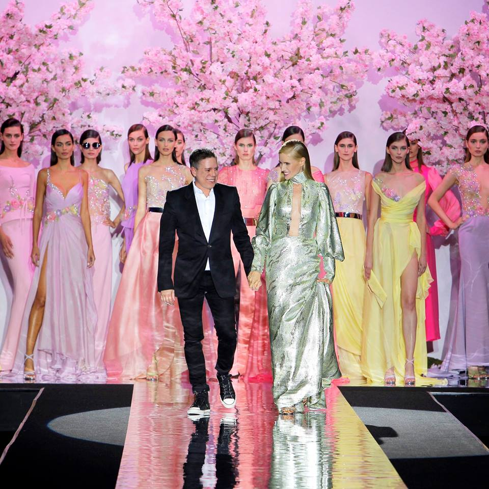 Madrid derrocha estilo en la Mercedes Benz Fashion Week