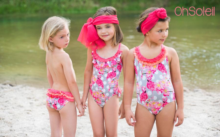 La firma Oh! Soleil presenta su nueva colección en el Miami Swim Show
