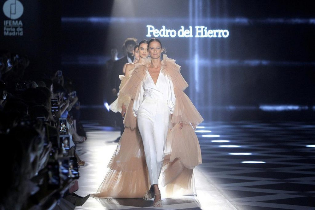 La moda conquista la pasarela Mercedes Benz Fashion Week Madrid