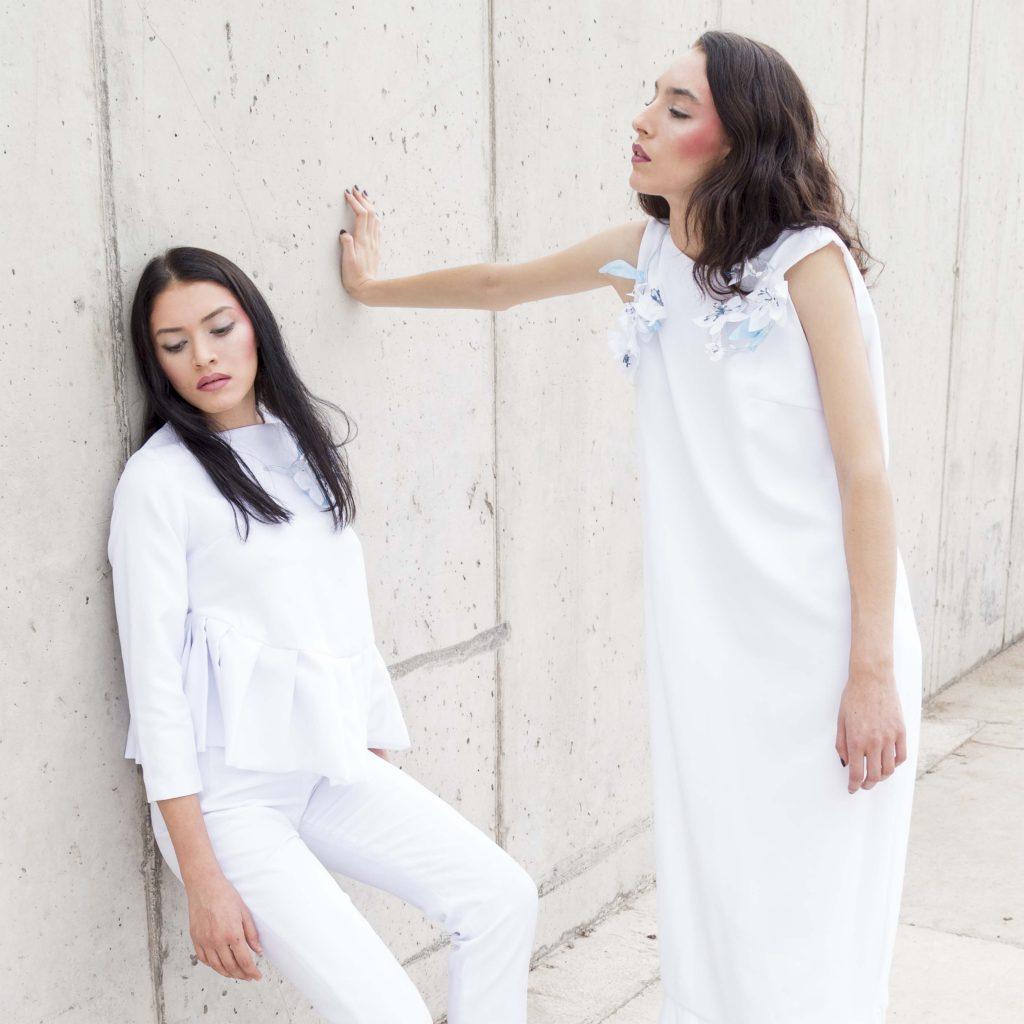 'Vogue Italia' viste sus páginas con moda canaria