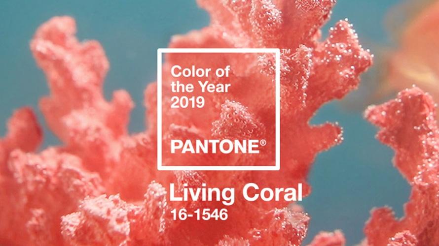 Living Coral será el color de 2019, según Pantone